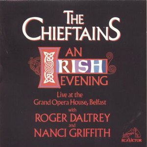 The Chieftains альбом An Irish Evening