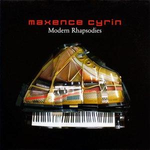 Альбом Maxence Cyrin Modern Rhapsodies