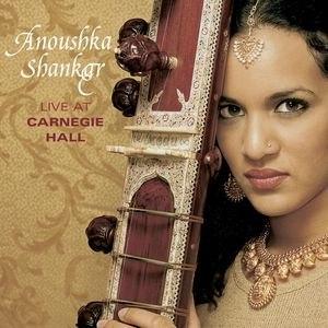 Anoushka Shankar альбом Live At Carnegie Hall