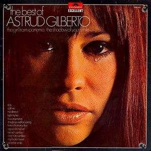 Astrud Gilberto альбом The Best of Astrud Gilberto