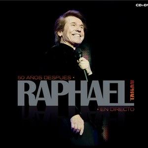 Raphael альбом 50 Años Despues, Raphael En Directo