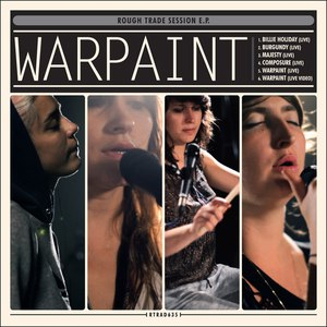 Warpaint альбом Rough Trade Session - EP