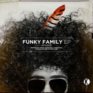 Apashe альбом Funky Family