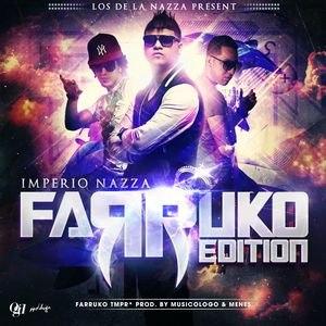 Farruko альбом Imperio Nazza Farruko Edition