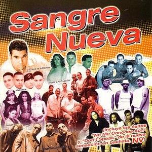 Sangre nueva альбом Sangre Nueva