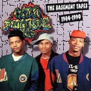 Ultramagnetic MC's альбом The Basement Tapes 1984-1990