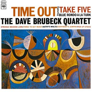 The Dave Brubeck Quartet альбом Time Out (50th Anniversary Legacy Edition)