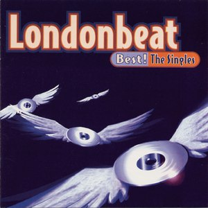 Londonbeat альбом Best! The Singles 16 Tracks
