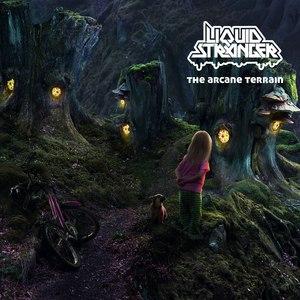 Liquid Stranger альбом The Arcane Terrain