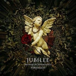 Versailles альбом JUBILEE -Method of Inheritance-