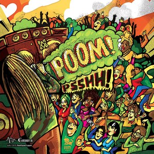 RasKar альбом Poom!Psshhh!