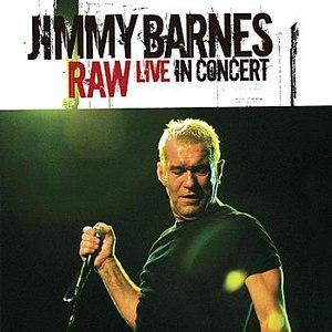 Jimmy Barnes альбом RAW