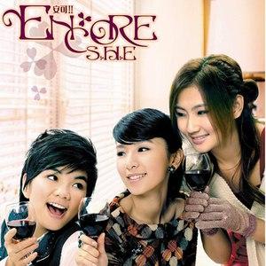 S.H.E альбом Encore 安可
