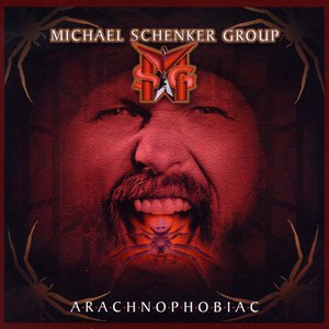Michael Schenker Group альбом Arachnophobiac