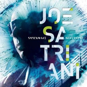 Joe Satriani альбом Shockwave Supernova