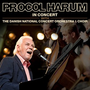 Procol Harum альбом In Concert With The Danish National Concert Orchestra And Choir