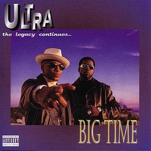 Ultra альбом Big Time