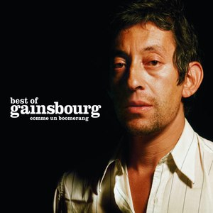 Serge Gainsbourg альбом Double Best Of - Comme Un Boomerang
