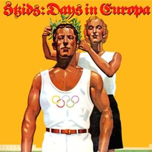 The Skids альбом Days in Europa