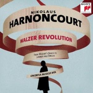 Nikolaus Harnoncourt альбом Walzer Revolution