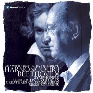 Nikolaus Harnoncourt альбом Harnoncourt - The Complete Beethoven Recordings