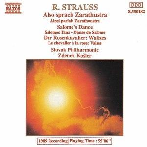 Richard Strauss альбом STRAUSS, R.: Also Sprach Zarathustra / Salome's Dance