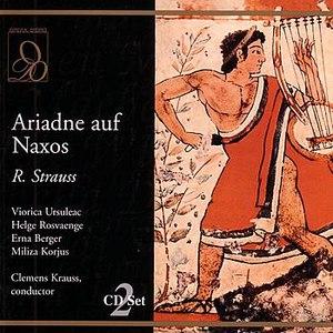 Richard Strauss альбом Ariadne auf Naxos