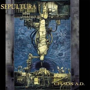 Sepultura альбом Chaos A.D. (Reissue)