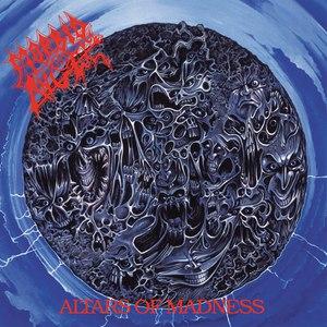 Morbid Angel альбом Altars of Madness (Full Dynamic Range Edition)