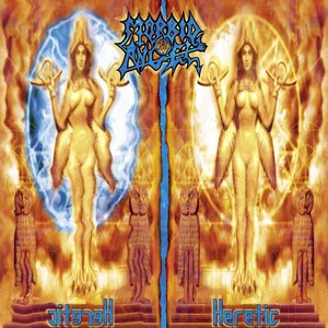 Morbid Angel альбом Heretic