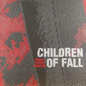 Children Of Fall альбом Riding a Broken Vehicle