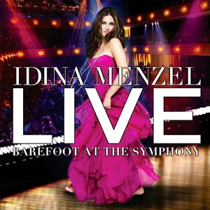 Idina Menzel альбом Live: Barefoot At The Symphony