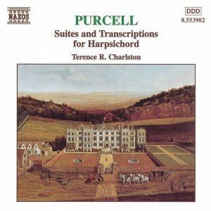 Henry Purcell альбом PURCELL: Suites and Transcriptions for Harpsichord