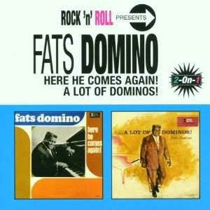 Fats Domino альбом Here He Comes Again/A Lot Of Dominos
