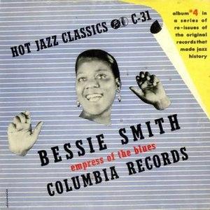 Bessie Smith альбом Empress of the Blues