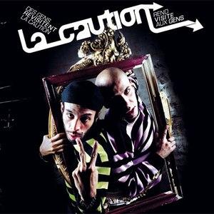 La Caution альбом La Caution rend visite aux gens