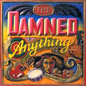 The Damned альбом Anything