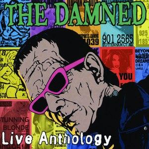 The Damned альбом Live Anthology