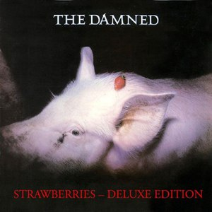 The Damned альбом Strawberries (Deluxe Edition)