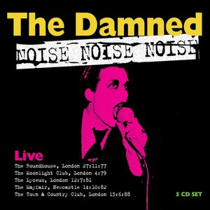 The Damned альбом Noise Noise Noise
