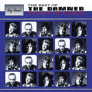 The Damned альбом Marvellous: The Best Of
