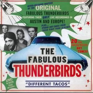 The Fabulous Thunderbirds альбом Different Tacos