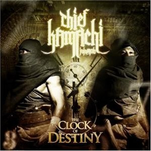 Chief Kamachi альбом The Clock of Destiny