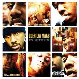 Z-Ro альбом Guerilla Maab Resurrected