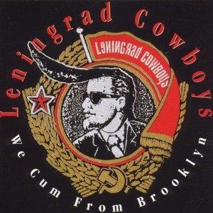 Leningrad Cowboys альбом We cum from Brooklyn
