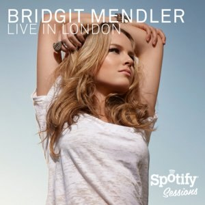 Альбом Bridgit Mendler Live In London