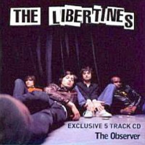 The Libertines альбом The Observer: Exclusive 5 Track CD
