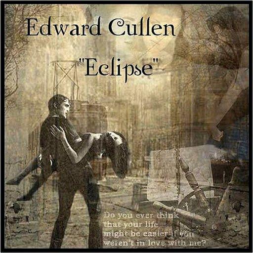 Edward Cullen альбом Eclipse - EP