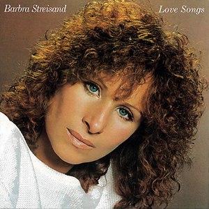 Barbra Streisand альбом Love Songs
