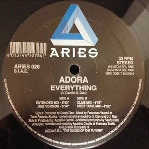 Adora альбом Everything